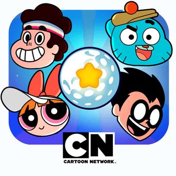Cartoon Network Golf Stars